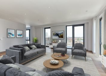 Thumbnail 3 bed flat for sale in The Ram Quarter, Wandsworth