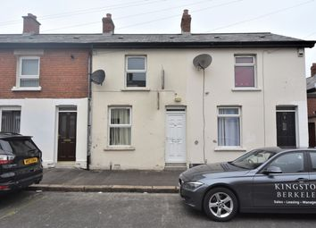 Thumbnail 2 bed terraced house to rent in Kilburn Street, Belfast