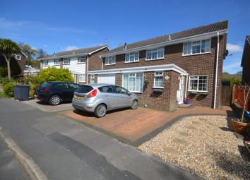 Thumbnail 4 bedroom semi-detached house for sale in Fyeford Close, Rownhams, Southampton
