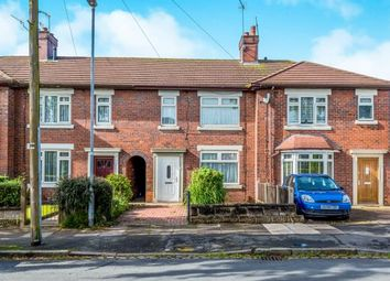 Thumbnail 2 bed terraced house for sale in Greyswood Road, Trent Vale, Stoke, Staffs