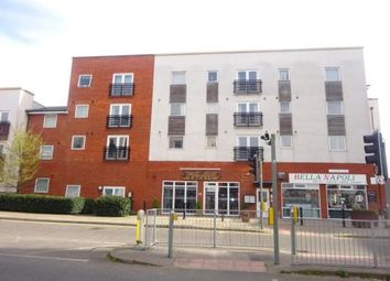 Thumbnail 2 bed flat for sale in Pownall Road, Ipswich