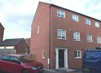 Thumbnail 4 bed semi-detached house to rent in Wild Acre Drive, Northampton