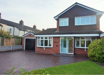 Thumbnail 3 bed detached house to rent in Masefield Close, Lichfield