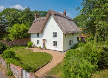 Thumbnail 3 bed cottage for sale in Gislingham, Eye, Suffolk