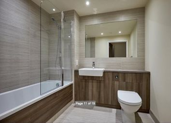 Thumbnail 1 bed flat to rent in Beaufort Square, Edgware