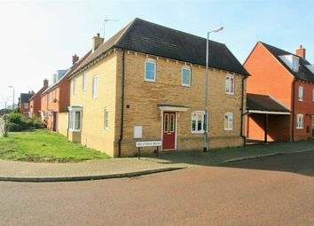 Thumbnail 3 bed link-detached house for sale in Secundus Drive, Colchester