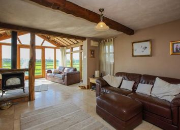 Thumbnail 4 bed barn conversion for sale in Fieldhouse Farm, Swettenham Road, Somerford Booths, Cheshire