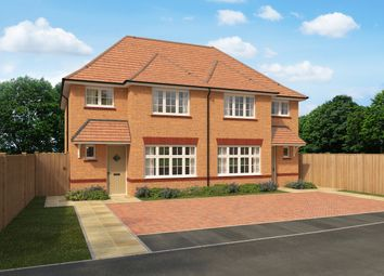 Thumbnail 3 bedroom semi-detached house for sale in Island Road, Hersden