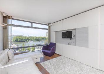 Thumbnail 2 bedroom flat to rent in Parliament View Apartments, 1 Albert Embankment, London