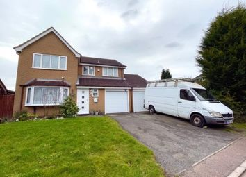 4 bed detached house for sale in Grayswood Drive, Leicester, Leicestershire, England LE4