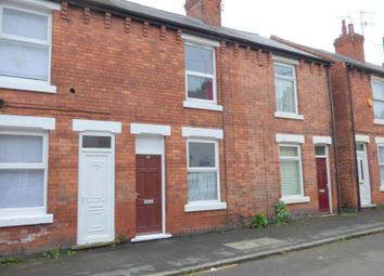 Thumbnail 2 bed terraced house to rent in Albert Avenue, Nottingham