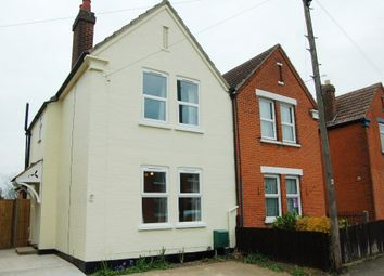 Thumbnail 3 bed semi-detached house for sale in Westbourne Road, Ipswich