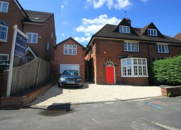 Thumbnail 6 bed semi-detached house for sale in Wentworth Road, Harborne, West Midlands