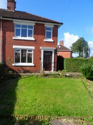 Thumbnail 2 bedroom semi-detached house to rent in Gordon Road, Goldenhill, Stoke On Trent