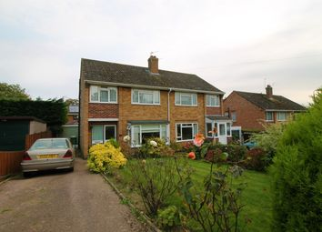 Thumbnail 3 bed semi-detached house for sale in Eastern Crescent, Thorpe St. Andrew, Norwich