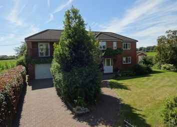 Thumbnail 5 bed detached house for sale in Hall Lane, Branston, Lincoln
