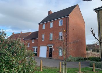 Thumbnail 4 bed town house for sale in Eastwood Park, Great Baddow, Chelmsford