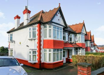 Thumbnail 4 bedroom semi-detached house for sale in Park Chase, Wembley