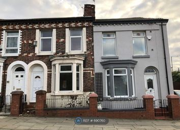 Thumbnail 3 bed terraced house to rent in Anfield Road, Liverpool