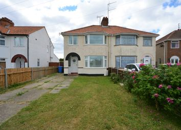 Thumbnail 3 bed semi-detached house to rent in Waveney Drive, Lowestoft