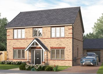 "Thumbnail 4 bed property for sale in ""The Lathbury"" at Pennyfine Road, Sunniside, Newcastle Upon Tyne"