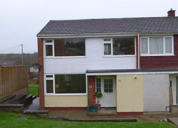 Thumbnail 3 bed semi-detached house to rent in Trafalgar Road, Haverfordwest, Pembrokeshire