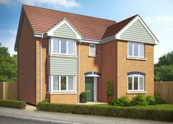 Thumbnail 4 bed detached house for sale in 'wensley' Eden, Waingroves Road, Waingroves, Ripley