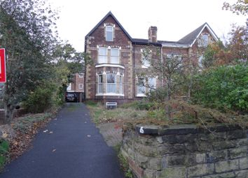 Thumbnail 1 bed flat to rent in Woodland Road, Rock Ferry, Birkenhead