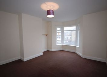 Thumbnail 3 bed flat to rent in Gibson Street, Newbiggin-By-The-Sea