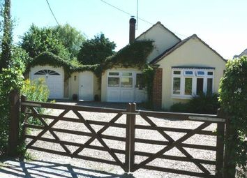 Thumbnail 2 bed detached bungalow for sale in Rollestone Road, Shrewton, Salisbury
