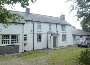 Thumbnail 5 bed detached house for sale in Llanon, Ceredigion