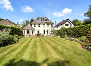 Thumbnail 6 bed detached house for sale in Chestnut Grove, Fleet, Hampshire