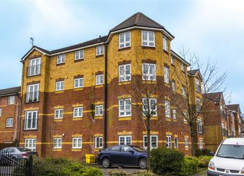 Thumbnail 2 bed flat for sale in Hatherton Court, Worsley, Manchester