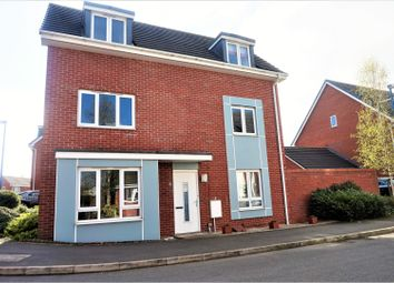 Thumbnail 4 bed town house for sale in Sandwell Grove, Cradley Heath