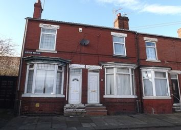 Thumbnail 2 bed terraced house to rent in Lister Avenue, Balby, Doncaster