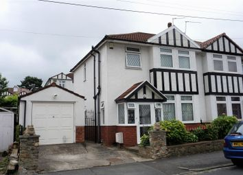 Thumbnail 3 bed semi-detached house for sale in Repton Road, Brislington, Bristol