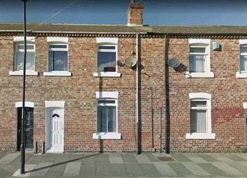 Thumbnail 3 bed terraced house for sale in North Road, Wallsend