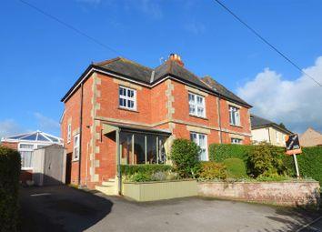 Thumbnail 3 bed semi-detached house for sale in Sackmore Lane, Marnhull, Sturminster Newton