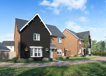 "Thumbnail 4 bedroom detached house for sale in ""Cambridge"" at Marsh Lane, Harlow"