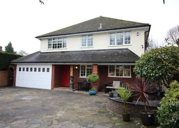 Thumbnail 4 bed detached house to rent in Forest Ridge, Keston Park, Keston