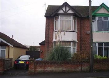 Thumbnail 5 bed semi-detached house to rent in Kitchener Road, Available From 1st July 2018, Southampton
