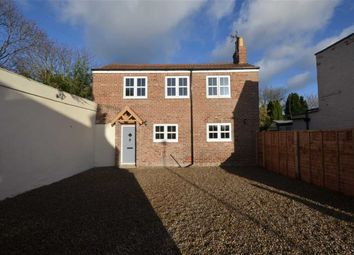 Thumbnail 4 bed cottage for sale in Hailgate, Howden, Goole