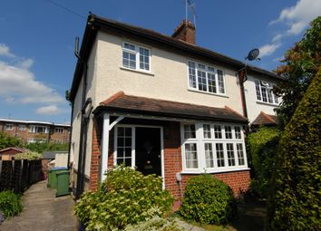 Thumbnail 3 bedroom semi-detached house for sale in Cedar Road, East Molesey