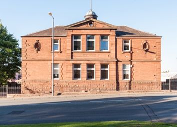 Thumbnail 1 bed flat for sale in Cowie Place, Wishaw, North Lanarkshire