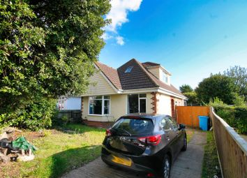 Thumbnail 4 bed detached bungalow for sale in Palmer Road, Oakdale, Poole
