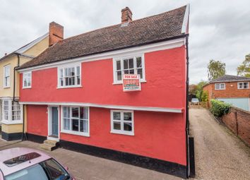 Thumbnail 3 bed semi-detached house for sale in Hadleigh, Ipswich, Suffolk