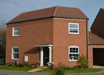 Thumbnail 3 bed link-detached house for sale in Baileys Way, Hambrook, Chichester