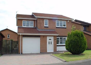 Thumbnail 4 bed detached house for sale in Kingswood Close, The Cotswolds, Boldon Colliery