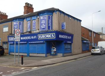 Thumbnail Retail premises for sale in 2-4, Edward Street, Grimsby, North East Lincolnshire