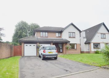 Thumbnail 4 bed detached house for sale in Annfield Grove, Stirling